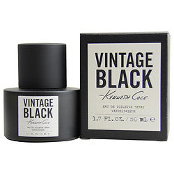VINTAGE BLACK by Kenneth Cole EDT SPRAY 1.7 OZ