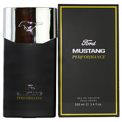 MUSTANG PERFORMANCE by Estee Lauder EDT SPRAY 3.4 OZ