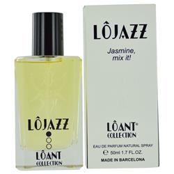 SANTI BURGAS LOANT LOJAZZ COLLECTION JASMINE by Santi Burgas EAU DE PARFUM SPRAY 1.7 OZ