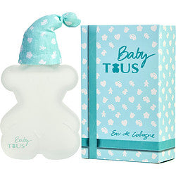 TOUS BABY by Tous EAU DE COLOGNE SPRAY 3.4 OZ