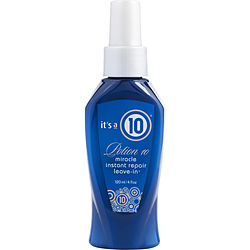 ITS A 10 by It's a 10 POTION 10 MIRACLE INSTANT REPAIR LEAVE-IN 4 OZ