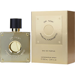 OR NOIR by Pascal Morabito EAU DE PARFUM SPRAY 3.4 OZ