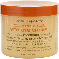Mixed Chicks by Mixed Chicks COIL, KINK & CURL STYLING CREAM 12 OZ