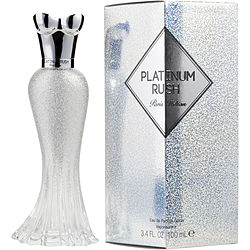 PARIS HILTON PLATINUM RUSH by Paris Hilton EAU DE PARFUM SPRAY 3.4 OZ
