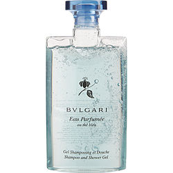 BVLGARI AU THE BLEU by Bvlgari SHAMPOO AND SHOWER GEL 6.8 OZ