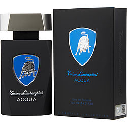 LAMBORGHINI ACQUA by Tonino Lamborghini EDT SPRAY 4.2 OZ