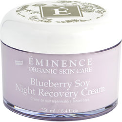 Eminence by Eminence Blueberry Soy Night Recovery Cream --248ml/8.4oz