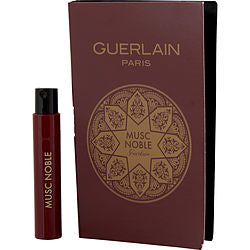 GUERLAIN MUSC NOBLE by Guerlain EAU DE PARFUM SPRAY VIAL ON CARD