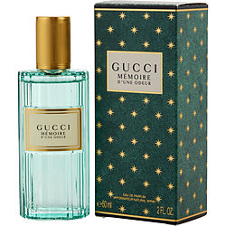 GUCCI MEMOIRE D'UNE ODEUR by Gucci EAU DE PARFUM SPRAY 3.3 OZ Unboxed