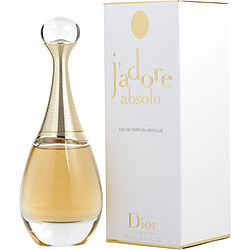 JADORE ABSOLU by Christian Dior EAU DE PARFUM SPRAY 2.5 OZ