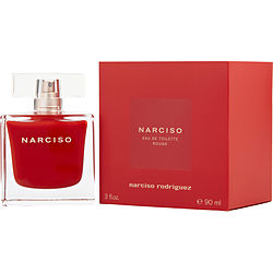 NARCISO RODRIGUEZ NARCISO ROUGE by Narciso Rodriguez EDT SPRAY 3 OZ