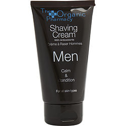 The Organic Pharmacy by The Organic Pharmacy Men Shaving Cream --75ml/2.53oz