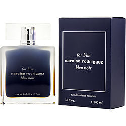 NARCISO RODRIGUEZ BLEU NOIR EXTREME by Narciso Rodriguez EDT SPRAY 3.3 OZ