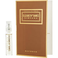 NIRVANA BOURBON by Elizabeth and James EAU DE PARFUM SPRAY VIAL ON CARD