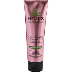 HEMPZ by Hempz BLUSHING GRAPEFRUIT & RASPBERRY CREME DAILY HERBAL COLOR PRESERVING SHAMPOO 9 OZ