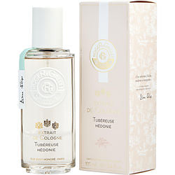 ROGER & GALLET TUBEREUSE HEDONIE by Roger & Gallet EXTRAIT DE COLOGNE SPRAY 3.3 OZ