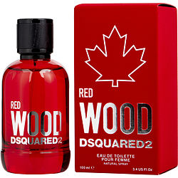 DSQUARED2 WOOD RED by Dsquared2
