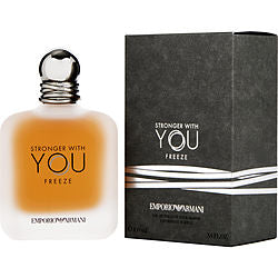 EMPORIO ARMANI STRONGER WITH YOU FREEZE by Giorgio Armani