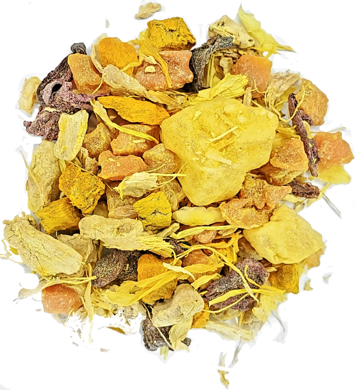 GOLDEN GLOW - Fruit Tea Bag
