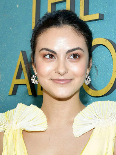 Camila Mendes at The Sun Is Also A Star Premiere