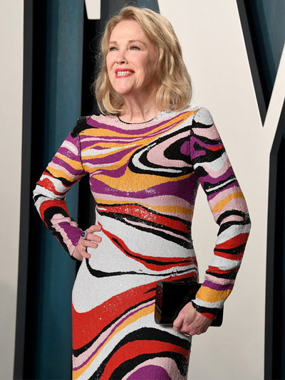 Catherine O'Hara at Vanity Fair Oscar's After Party