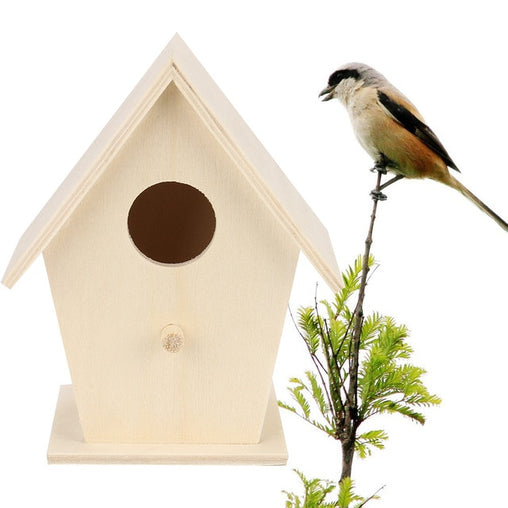 Wall-mounted Bird House