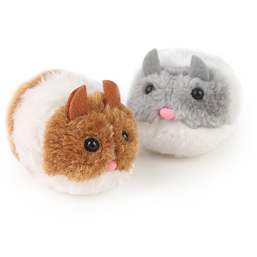 Plush Fur Toy Mouse