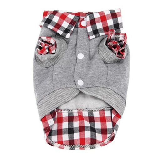 Fake Two-piece Puppy Clothing