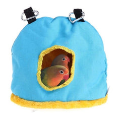 Plush Bird Hut