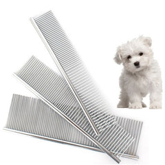 Pet Stainless Steel Comb