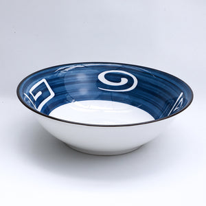 Ceramic Breakfast Plate Mug Bowl Desert Set-SP0919-2