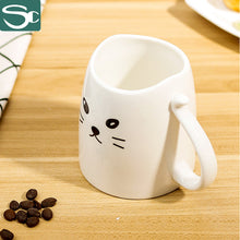 Load image into Gallery viewer, 430ml Ceramic Cat Mug SP2020-0823