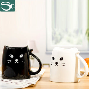430ml Ceramic Cat Mug SP2020-0823