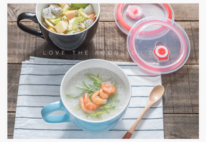 Ceramic Soup Noodles Mug- SP2020-404J