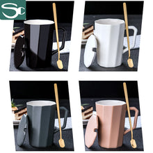 Load image into Gallery viewer, 360ml Ceramic Irregular Mug SP2020-J02