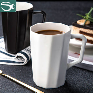 360ml Ceramic Irregular Mug SP2020-J02