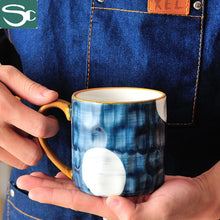 Load image into Gallery viewer, 300ml Ceramic Hand Painting Mug SP2020-J03