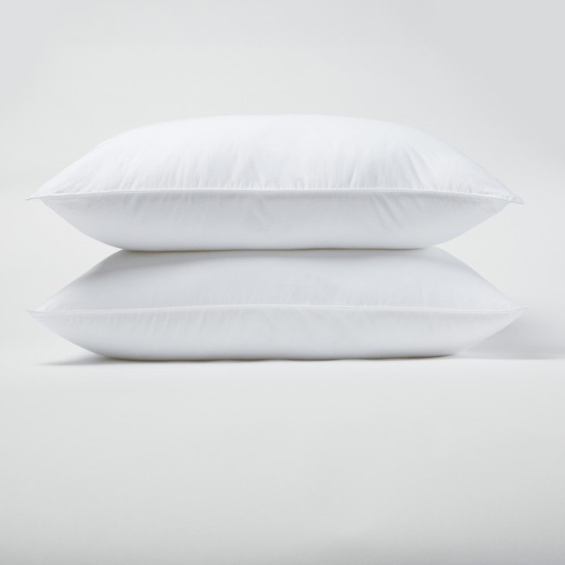 White Goose Down Pillow - Sanctuary Home
