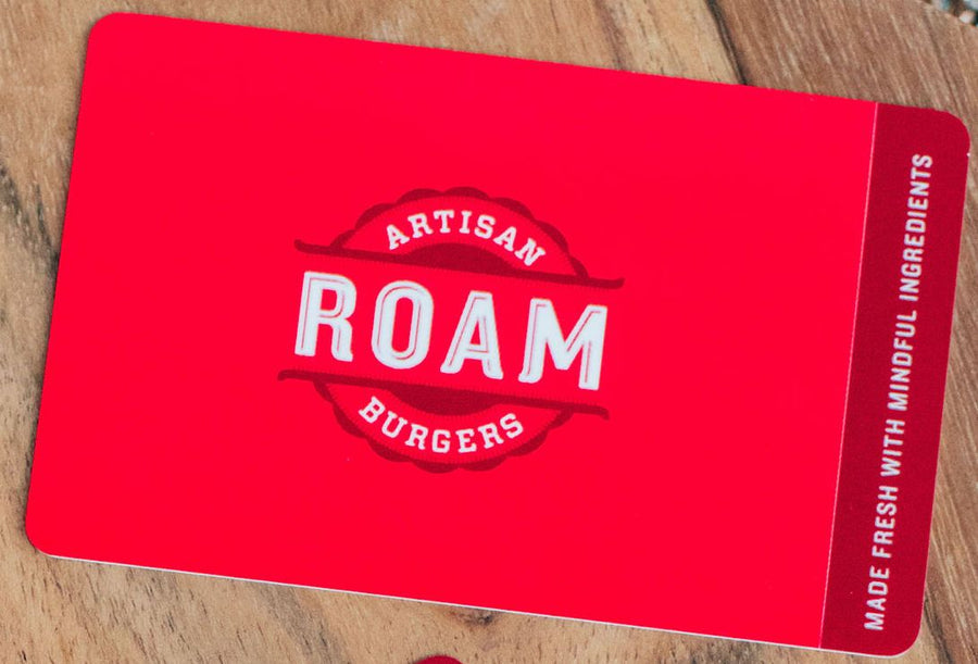 Gift Product - $20 ROAM Gift Card