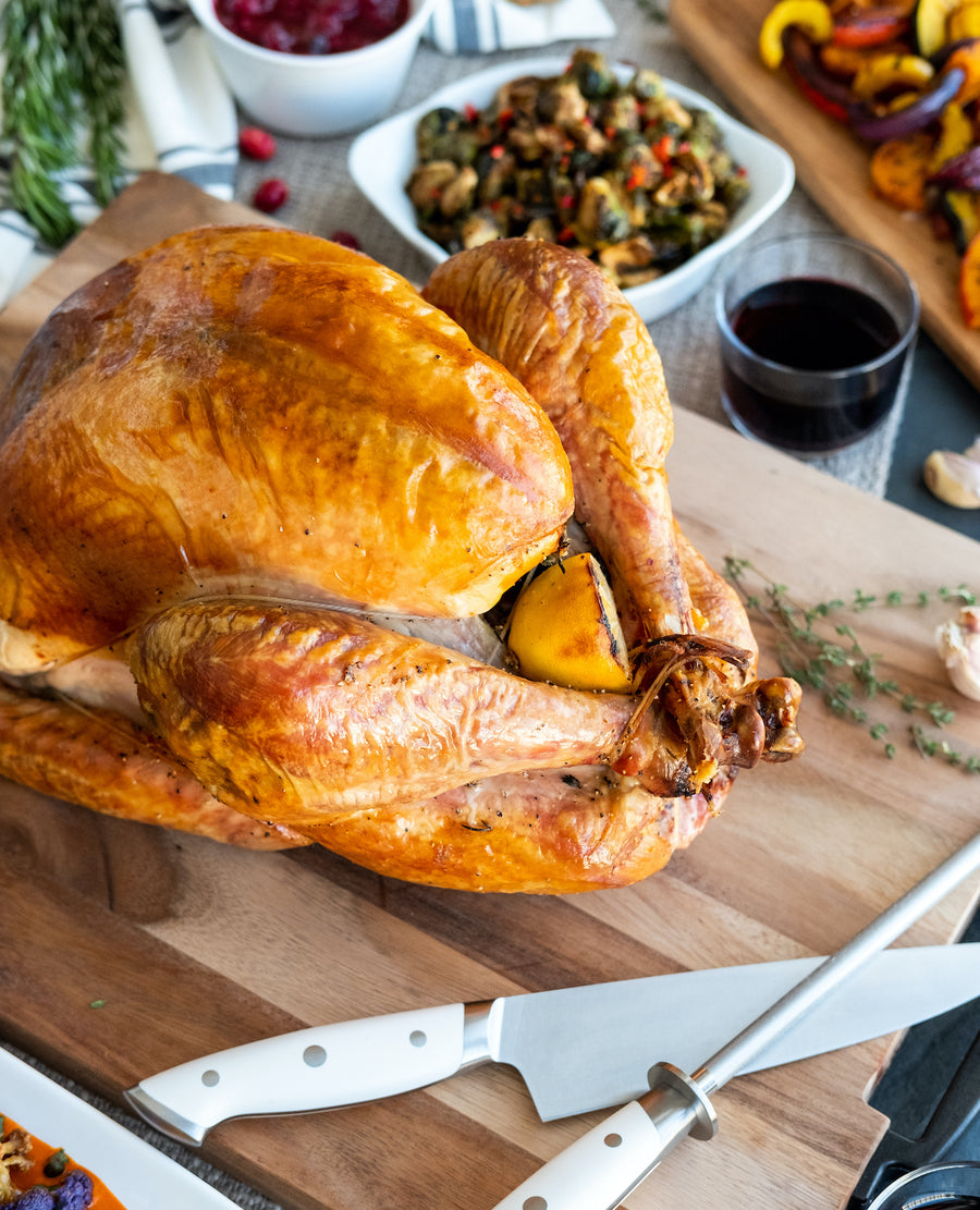 Whole Organic Turkey (14-16lb) - Heirloom Breed