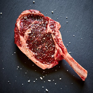 Bone-In Ribeye Steak - Pasture Raised, 100% Grass Fed