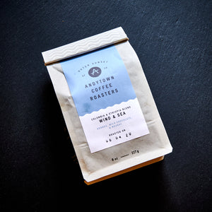 Wind & Sea - Andytown Whole Bean Coffee (8oz)