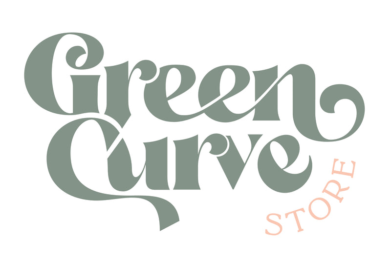 Image of green curve store logo