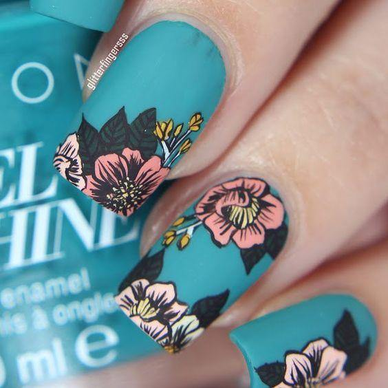 12 Nail Art Ideas to Try This Spring & Summer - Alyce Paris