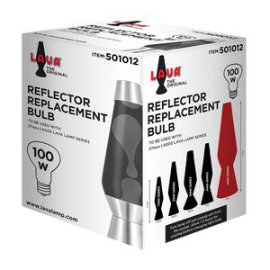 100W Lava® Lamp Light Bulb