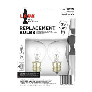 25W Lava® Lamp Light Bulb w/ Tray
