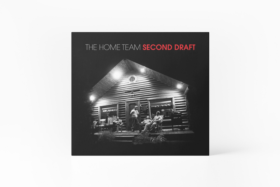 The Home Team - Second Draft - CD