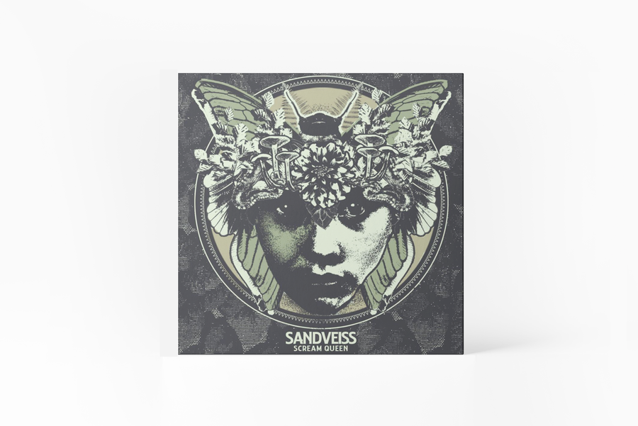 Sandveiss - Scream Queen - CD