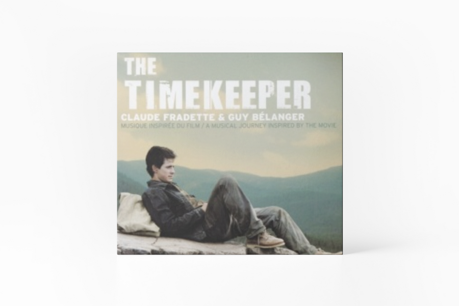 Guy Bélanger - The Timekeeper - CD