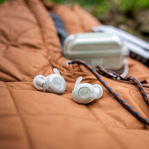 Klipsch T5 II Sports Wireless Earphone - Silver